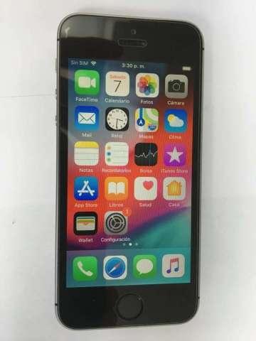 iPhone SE, 32GB space grey