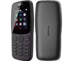 Celular Nokia  106  - Negro