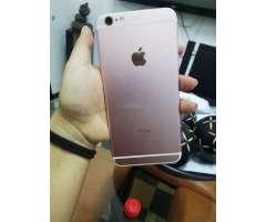 iPhone 6S Plus Oro Rosa