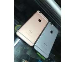 iPhone 6S de 16 Gb o cambio