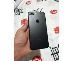iPhone 7 Plus Negro 32 Gb Buen Precio
