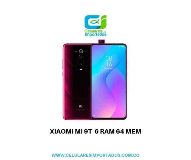 Xiaomi MI9T 6Ram 64 Mem Nuevos originales en caja garantia  factura legal
