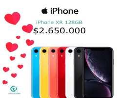 iPhone XR 128GB, GARANTÍA 1 AÑO DIRECTA Apple, TIENDA FÍSICA, nuevos, sell...