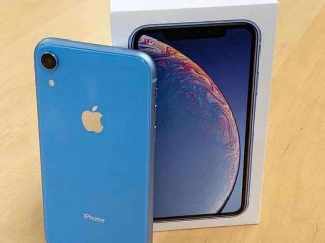 iPhone XR blue 64gb como nuevo