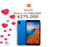 Xiaomi redmi 7A 16GB Nuevos, TIENDA FÍSICA, factura, garantia, Version global.