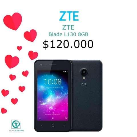 Zte Blade L130, nuevo, Sellado, garantia 1 año, TIENDA FISICA. Xiaomi, motorola.