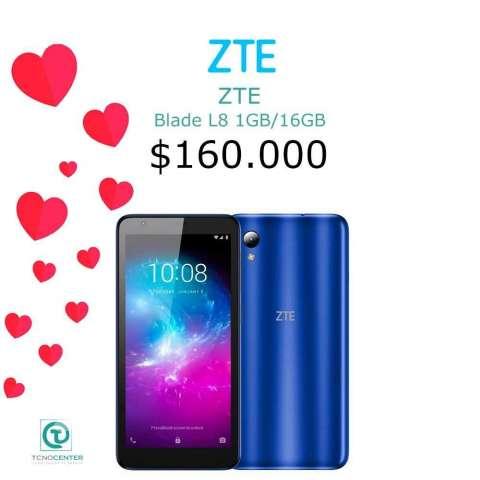 Zte Blade L8 16GB de almacenamiento, nuevo, Garantia 1 Año, Tienda Fisica