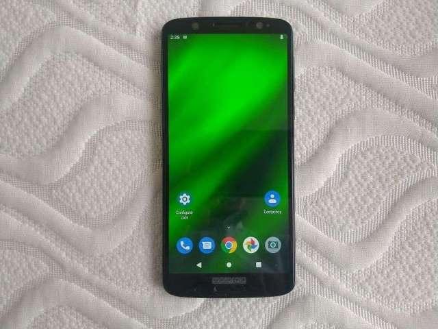 Vendo Celular Motorola G 6 Plus- Color Azul