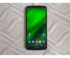 Vendo Celular Motorola G 6 Plus- Color Azul