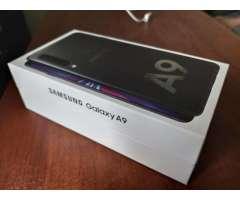 Samsung A9 120gb6gb Ram Nuevogarantia
