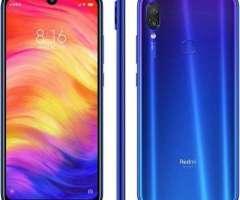 Xiaomi Redmi Note 7 4GB/64 GB Azul TIENDA FISICA