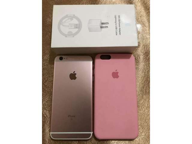 iPhone 6S Plus de 128Gb Color Oro Rose