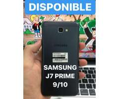 Disponible Samsung J7 Prime