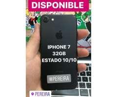 Disponible I Phone 7 32 Gb
