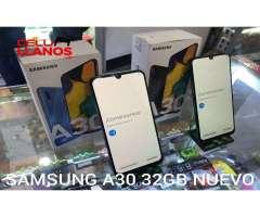 OFERTA - SAMSUNG A30 32GB NUEVO