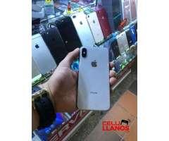 IPHONE X 64GB BUEN ESTADO
