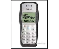 Nokia 1100 Clasico Con Cargador Original