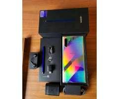 Samsung Galaxy Note 10 Plus-1 Mes de Uso