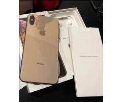 iPhone Xs Max 64 Gb Dorado