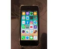 iPhone 5S 16 G sin Huella vendo o cambio