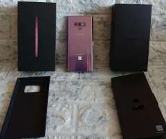Galaxy Note 9 Muy Poco Uso Factura.cambi