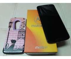 Vendo Celular Moto E5