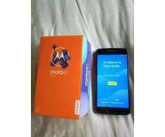 Motorola Moto E4 Plus Como Nuev 10 de 10