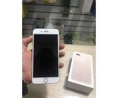iPhone 7 Plus 128G Dorado