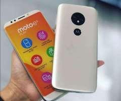 Moto E5 Play 16gb Nuevos Sellados