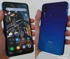 Xiaomi Redmi Note 7 128gb Cámara 48 Mp