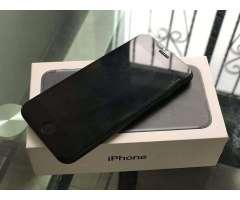 iPhone 7 32 Gb Negro Mate