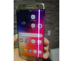 Vendo Samsung S7 Edge Fisurita