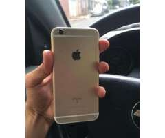 iPhone 6S Gold 16 Gigas