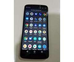 Motorola Moto E5 Plus, Lector Huellas