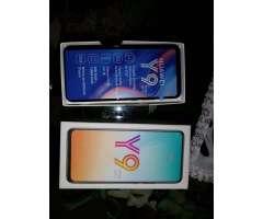 Vendo Huawei Y9 Prime Azul Como Nuevo