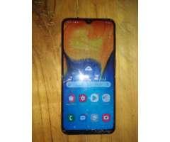Samsung A20 Fisurado