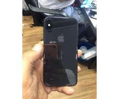 iPhone X de 64g