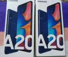 Samsung A20 Nuevos