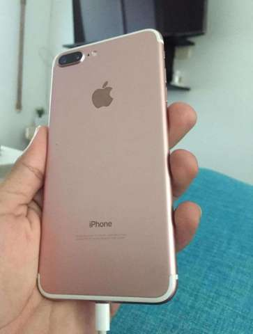iPhone 7 Plus Oro Rosa de 256Gb