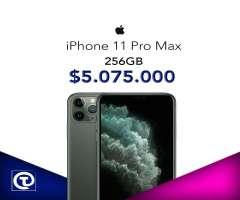 iPhone 11 Pro Max 256GB, GARANTÍA 1 AÑO DIRECTA Apple, TIENDA FÍSICA, nuev...