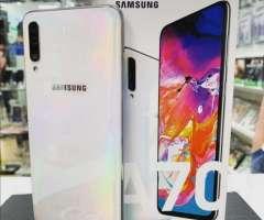 Samsung A70 128GB Nuevos Sellados Garantía