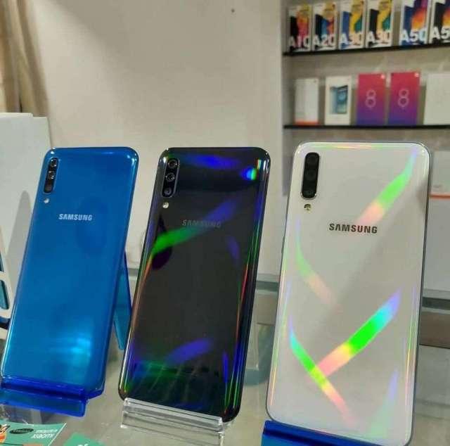 Samsung A50 128GB / 6GB RAM Nuevos Sellados