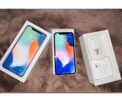 iPhone X 64 Gb PERFECTO ESTADO