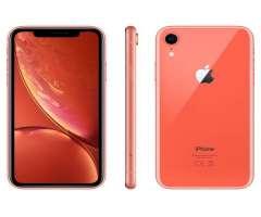 iPhone Xr 64gb / 3gb Ram / 12mp/7mp / 4g Lte / Libre / Coral
