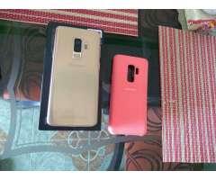 Samsung S9 Plus Como Nuevo