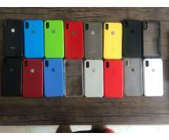 Estuches iPhone X (Regalo)
