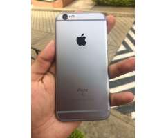 iPhone 6S 64Gb Perfecto Estado