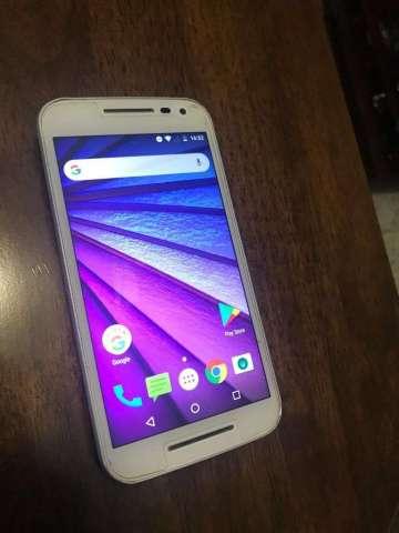 Motorola G3 Como Nuevo Dual Sim