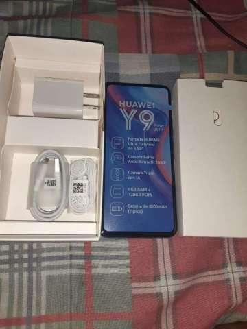 Se Vende Huawei Y9 Prime de 128 Gigas