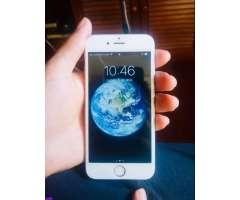 IPHONE 6 DE 16 GB CON HUELLA